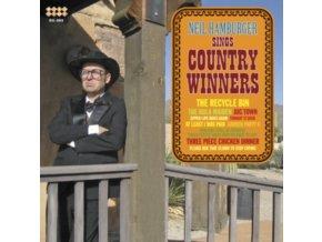 NEIL HAMBURGER - Sings Country Winners (LP)