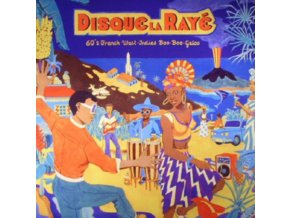 VARIOUS ARTISTS - Disque La Raye (LP)