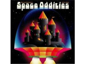 BERNARD ESTARDY - Space Oddities 1970-1982 (LP)