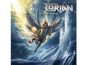 TORIAN - God Of Storms (Coloured Vinyl) (LP)