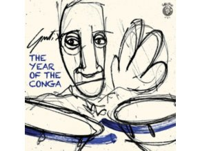 GUTI - The Year Of The Conga (LP)