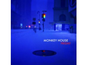 MONKEY HOUSE - Friday (LP)