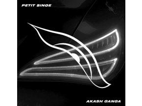 "PETIT SINGE - Akash Ganga (12"" Vinyl)"