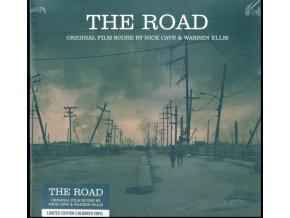 NICK CAVE / WARREN ELLIS - The Road - Original Soundtrack (Limited Coloured Vinyl) (LP)