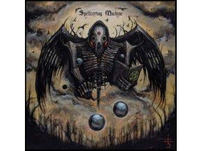 ESSENCE OF DATUM - Spellcrying Machine (Gold Vinyl) (LP)