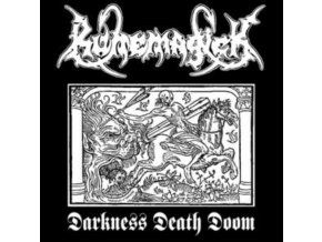 RUNEMAGICK - Darkness Death Doom (LP)