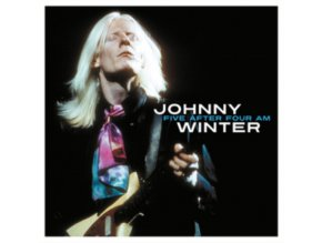 JOHNNY WINTER - Five After Four Am (LP)