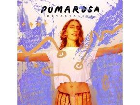 PUMAROSA - Devastation (Translucent Orange Vinyl) (LP)