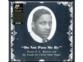 PASTOR T.L. BARRETT AND THE YOUTH FOR CHRIST CHOIR - Do Not Pass Me By Vol Ii (LP)