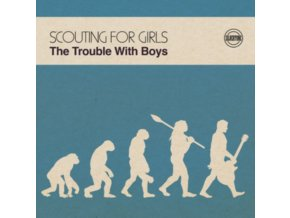 SCOUTING FOR GIRLS - The Trouble With Boys (LP)