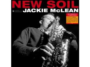 JACKIE MCLEAN - New Soil (LP)