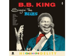 B.B. KING - Singing The Blues (LP)