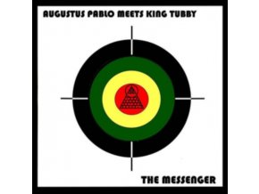 AUGUTUS PABLO MEETS KING TUBBY - The Messenger (LP)