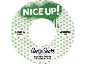 "ESCAPE ROOTS - Ganja Socks (Feat. Dandelion) (7"" Vinyl)"