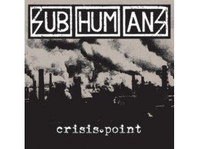 SUBHUMANS - Crisis Point (LP)