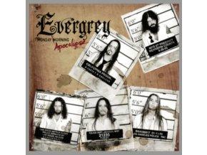 EVERGREY - Monday Morning Apocalypse (Clear Red Vinyl) (LP)