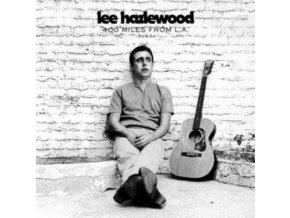 LEE HAZLEWOOD - 400 Miles From La 1955 (LP)