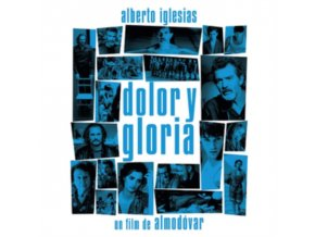 ALBERTO IGLESIAS - Pain And Glory (LP)