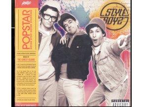 ORIGINAL SOUNDTRACK / STYLE BOYZ - Popstar: Never Stop. Never Stopping (LP)