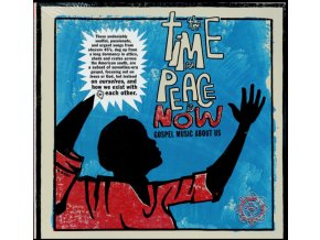VARIOUS ARTISTS - The Time For Peace Is Now (LP)