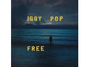 IGGY POP - Free (LP)