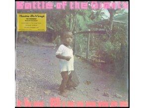 PIONEERS - Battle Of The Giants (Orange Vinyl) (LP)