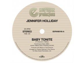 "JENNIFER HOLLIDAY - Baby Tonite (12"" Vinyl)"