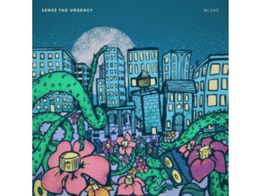 BLUKE - Sense The Urgency (LP)