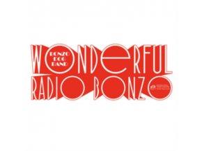 BONZO DOG DOO-DAH BAND - Wonderful Radio Bonzo! (At The Bbc 1966 - 1968) (LP)