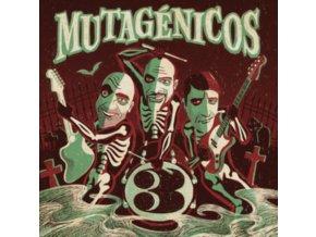 MUTAGENICOS - 3 (LP)