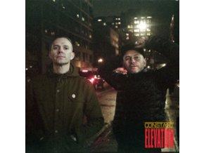 "CONSTANT ELEVATION - Constant Elevation (Opaque Orange Vinyl) (7"" Vinyl)"