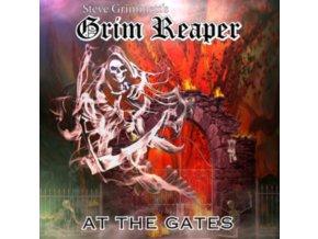 GRIM REAPER - At The Gates (LP)