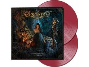 ELVENKING - Reader Of The Rules-Divination (Red Vinyl) (LP)