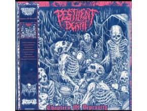 PESTILENT DEATH - Chapters Of Depravity (LP)