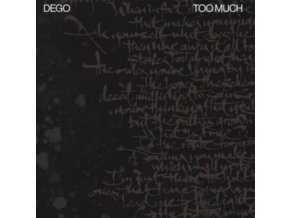 DEGO - Too Much (LP)
