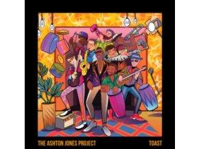 ASHTON JONES PROJECT - Toast (LP)