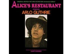 ORIGINAL SOUNDTRACK / ARLO GUTHRIE - Alices Restaurant (50th Anniversary Edition) (LP)