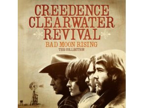 CREEDENCE CLEARWATER REVIVAL - Bad Moon Rising - The Collection (LP)