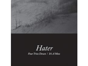 "HATER - Four Tries Down / Its A Mess (7"" Vinyl)"