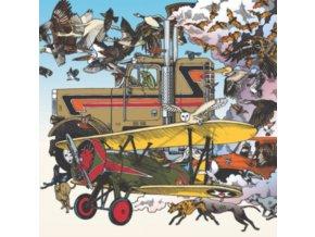 HOWLIN RAIN - Under The Wheels: Live From The Coasts Vol. 1 (Coloured Vinyl) (LP)