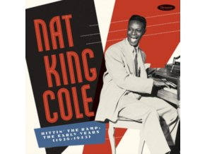 NAT KING COLE - Hittin The Ramp: The Early Years (1936-1943) (LP Box Set)