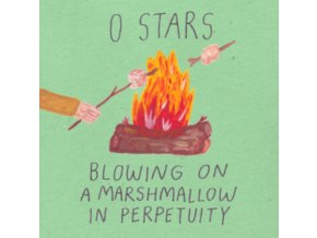 0 STARS - Blowing On A Marshmallow In Perpetuity (LP)