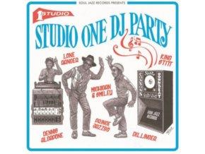 SOUL JAZZ RECORDS PRESENTS - Soul Jazz Records Presents Studio One Dj Party (LP)