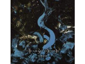 GREAT OLD ONES - Cosmicisim (Green Vinyl) (LP)
