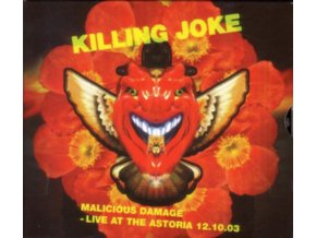 KILLING JOKE - Malicious Damage - Live At The Astoria 12.10.03 (LP)