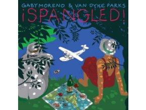 GABY MORENO & VAN DYKE PARKS - !Spangled! (LP)