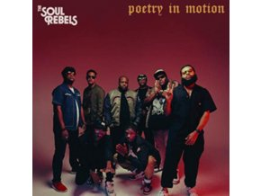 SOUL REBELS - Poetry In Motion (LP)