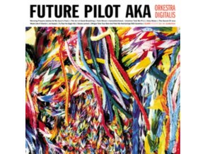 FUTURE PILOT AKA - Orkestra Digitalis (LP)