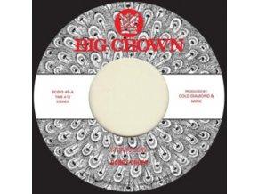 """BOBBY OROZA - Down On My Knees / Strange Girl (7"""" Vinyl)"""