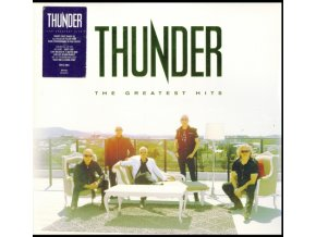 THUNDER - The Greatest Hits (LP)